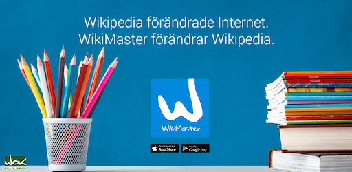 Wikipedia changed Internet. WikiMaster will change WikiMaster.