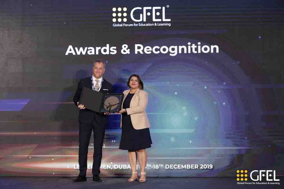 Erik Bolinder awarded Top 100 Leader in Education by the GFEL Organization
