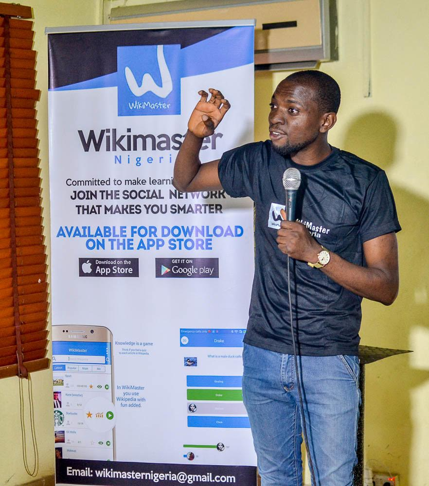 WikiMaster Quiz-a-thon in Lagos on July 6-7