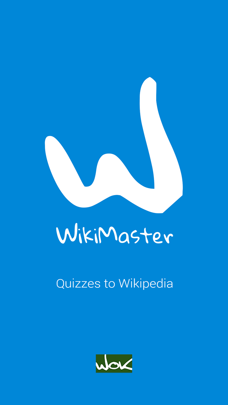 WOKwiki -app quiz to Wikipedia